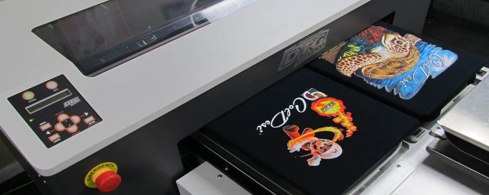 Прямая цифровая печать - GLORIA