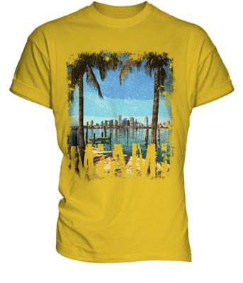 сублимация на футболках - GLORIA